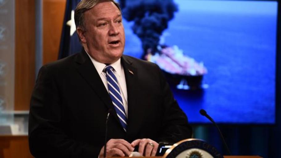 Pompeo acusa a Irán de los «ataques» a petroleros en el golfo de Omán