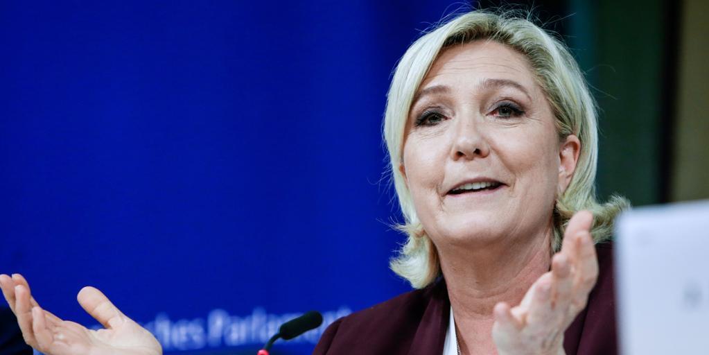 La Justicia confirma el fraude de la familia Le Pen con fondos del Parlamento Europeo