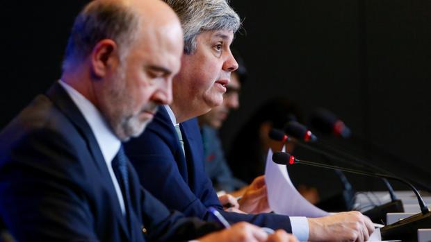 El Eurogrupo pacta las bases del futuro presupuesto común