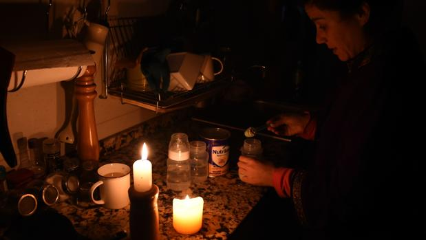Un gran apagón deja sin luz a toda Argentina y Uruguay y partes de Brasil y Chile