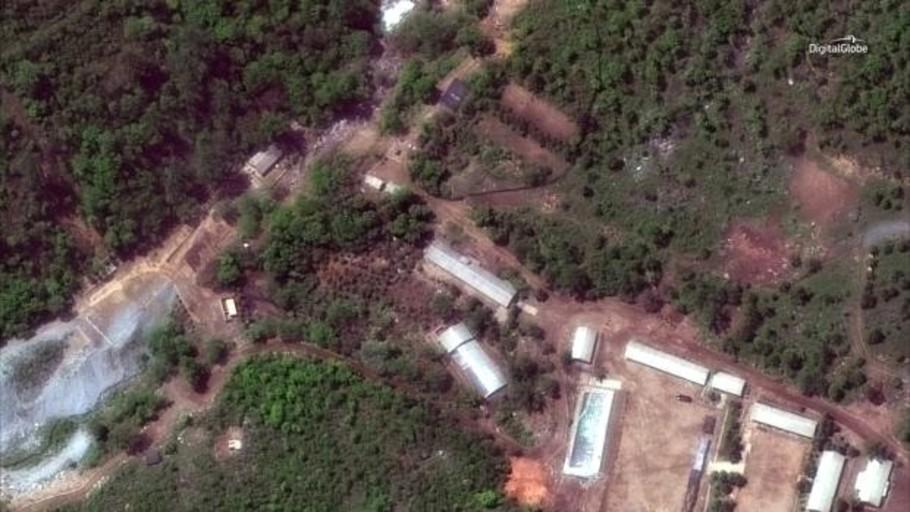 Un terremoto en la frontera entre China y Corea del Norte podría ser debido a una explosión