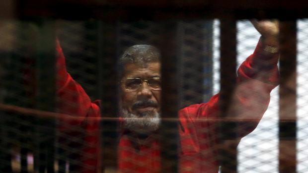 Muere a los 67 años Mohamed Mursi, expresidente de Egipto, mientras estaba siendo juzgado