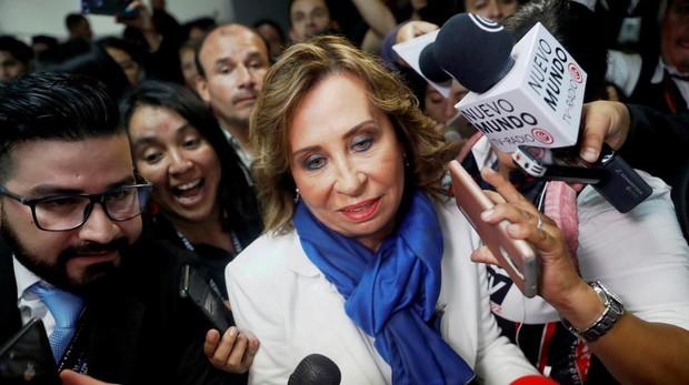 La socialdemócrata Sandra Torres gana la primera ronda de las elecciones en Guatemala