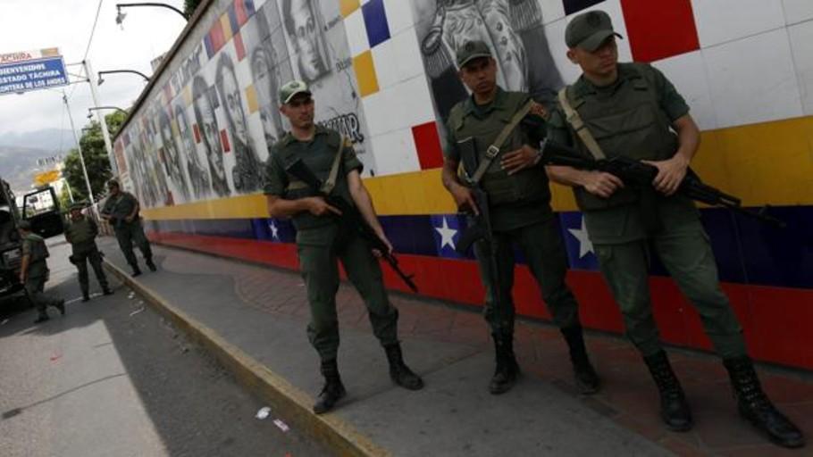 Al menos 12 muertos tras un ajuste de cuentas de mafias en la frontera entre Colombia y Venezuela