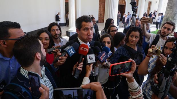 El «caso Cúcuta» debilita el liderazgo de Guaidó en la oposición venezolana