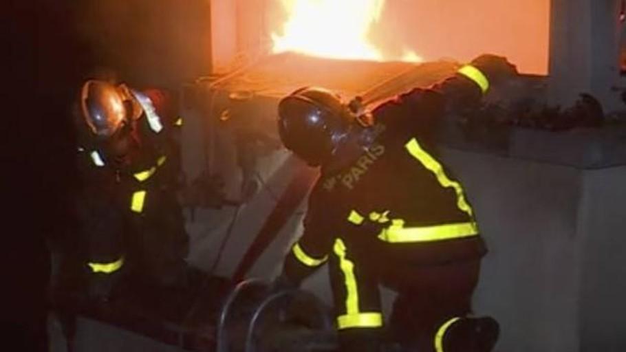 Tres personas mueren en París tras declararse un incendio en un edificio del casco urbano