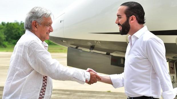 México invertirá en El Salvador para frenar la emigración hacia Estados Unidos