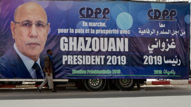 El general Mohamed Ould Ghazouani gana por mayoría las elecciones presidenciales de Mauritania