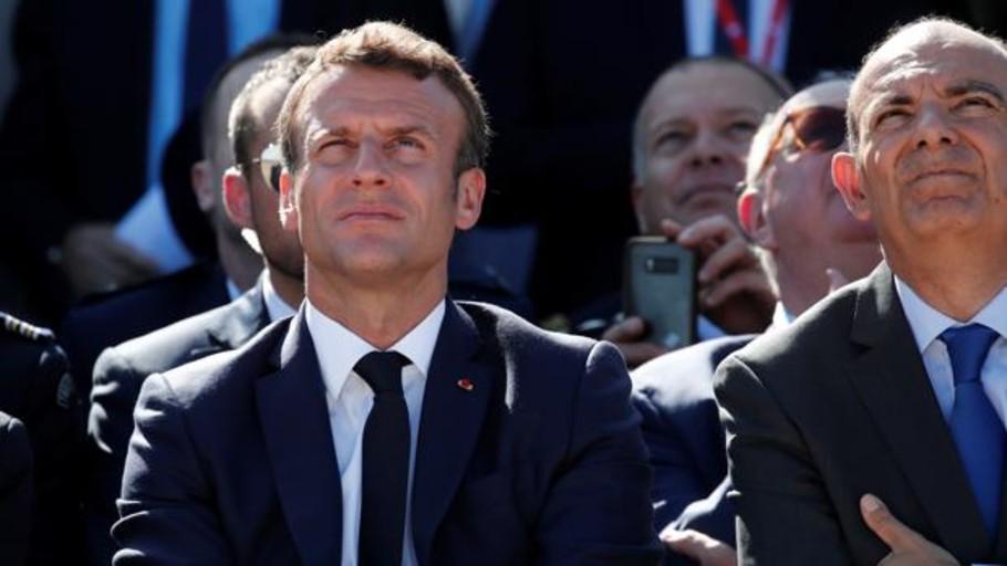 Macron lanza el foro del mediterráneo