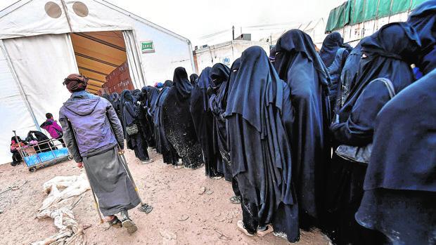 La ONU pide que miles de yihadistas vuelvan a Europa