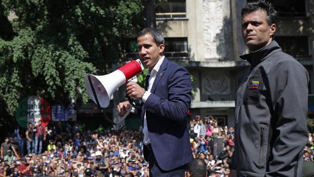 Lo que pasó el 30 de abril en Venezuela, explicado por el exjefe del Sebin