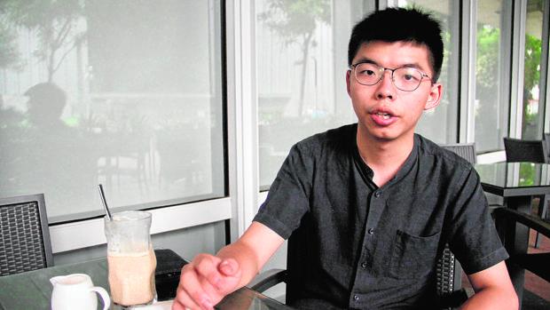 «Hong Kong seguirá protestando para presionar a China en el G-20»