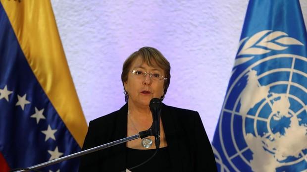 La inquietante señora Bachelet