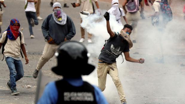Honduras vive su peor crisis social a diez años del golpe de Estado