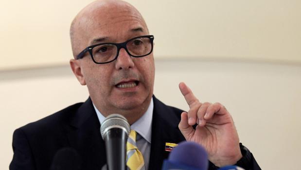 El comisario Simonovis: «Maduro ampara a miembros de ETA»