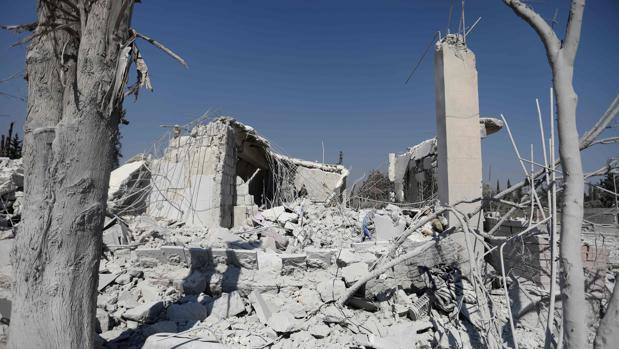 EE.UU. neutraliza a al menos nueve combatientes de Al Qaeda en Siria