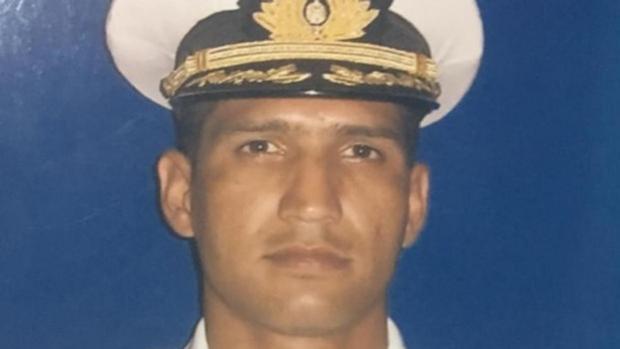 El capitán Acosta, asesinado por el Dgcim tenía 16 costillas rotas, quemaduras y fue electrocutado