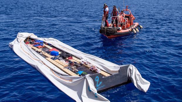 Trípoli se plantea permitir que 8.000 refugiados alcancen Europa para huir de la guerra