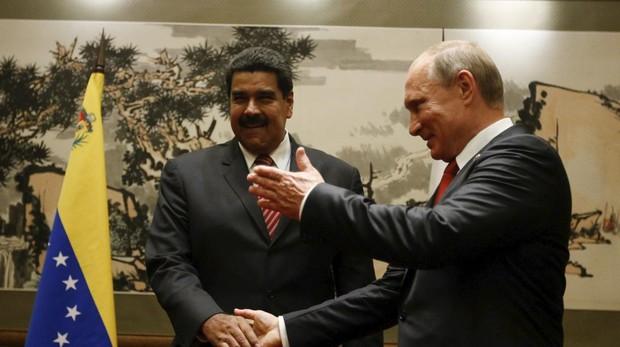 Rusia promete seguir fortaleciendo la capacidad militar de Venezuela