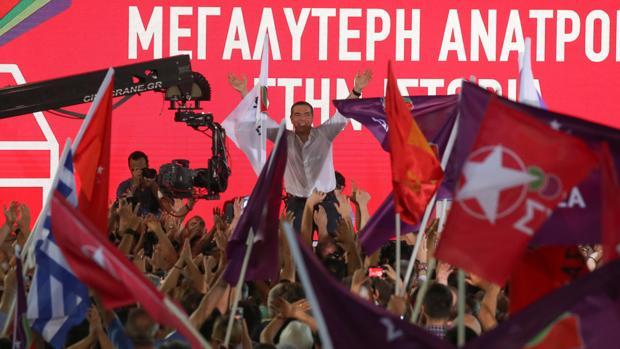 Mitsotakis confía en «pasar página» tras la era Tsipras en Grecia
