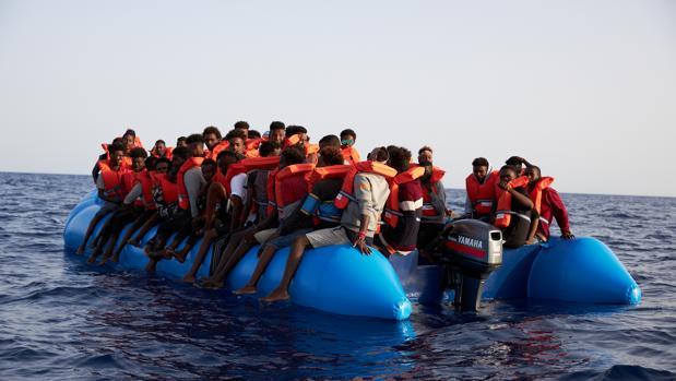 Tensión entre Italia y Alemania por un nuevo rescate de inmigrantes
