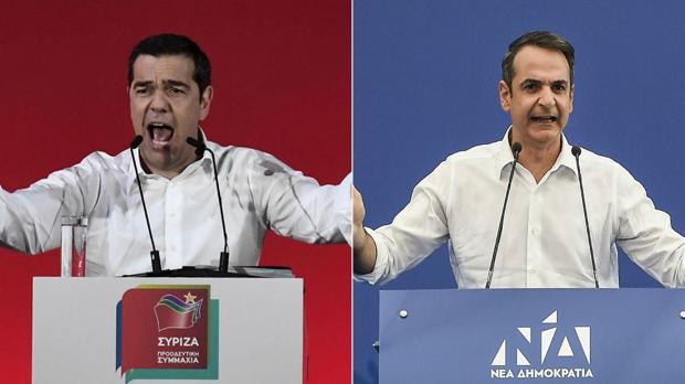 Grecia se prepara para poner fin al experimento populista