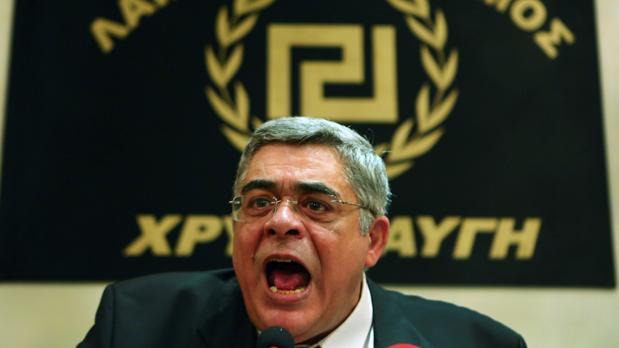 Amanecer Dorado: los neonazis de Grecia, fuera del parlamento y cada vez más cerca de la cárcel