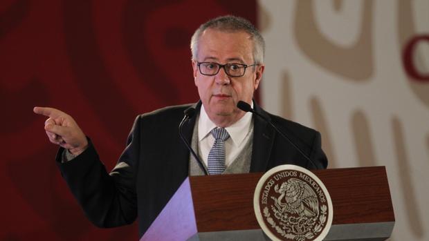 Dimite el ministro mexicano de Hacienda por discrepancias con López Obrador
