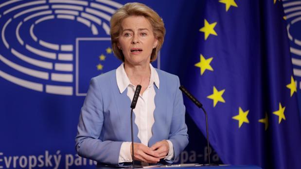 Von der Leyen promete una Comisión paritaria y pide a cada estado que presente a un hombre y una mujer