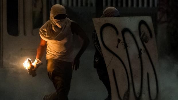 A prisión el venezolano acusado por Maduro de quemar a otro en unas protestas de 2017