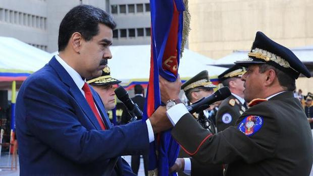 Un primo de Diosdado Cabello, nombrado jefe del Ejército venezolano