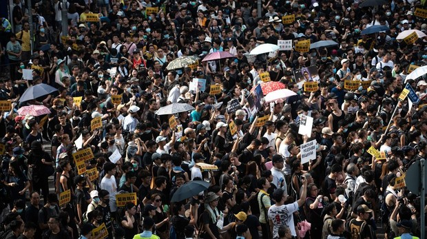 Hong Kong le marca a China las «líneas rojas» de su libertad
