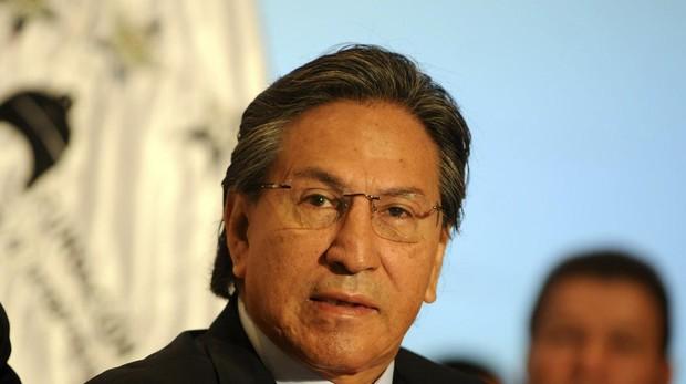 Detenido en EE.UU. el expresidente de Perú Alejandro Toledo
