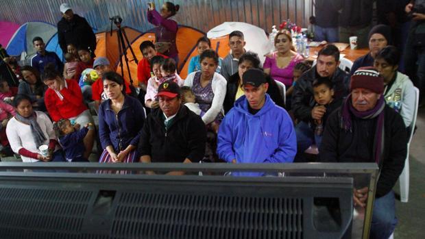 EE.UU. vuelve a intentar restringir el derecho a asilo para contener la crisis en la frontera