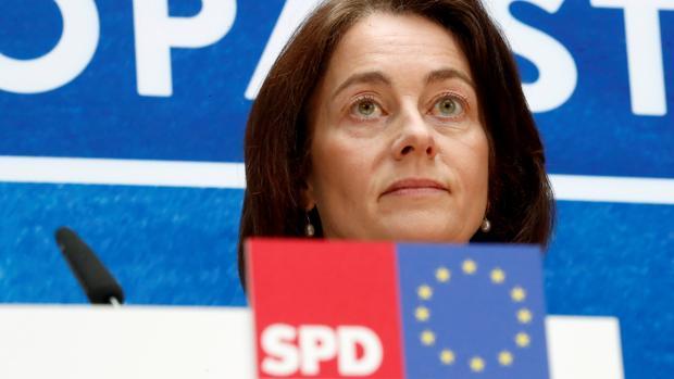 La negativa de los socialdemócratas alemanes a votar por von der Leyen pone en peligro la gran coalición