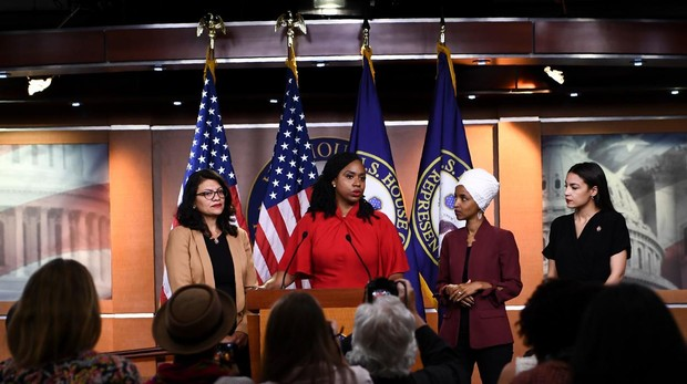 «The Squad», el grupo de mujeres que se enfrenta a Trump