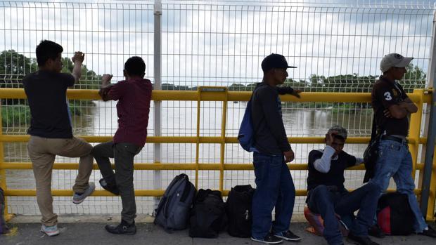 México y Guatemala cierran filas para no dar asilo a emigrantes