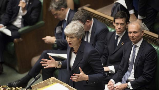 May alerta en su último discurso sobre la polarización del Reino Unido
