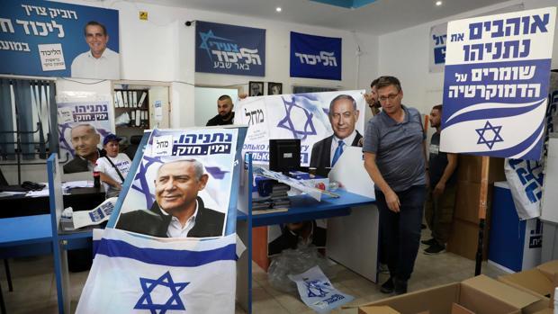 A la caza del voto judío «ruso»