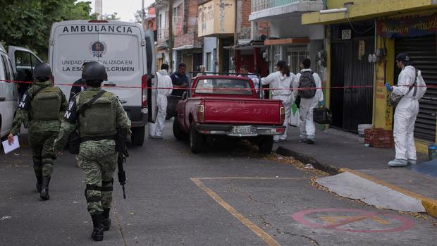 Ejecutan a cinco personas en un bar en Tabasco (México)