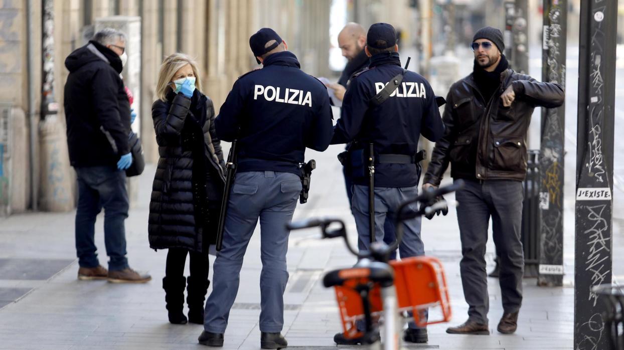 Resultado de imagen de Italia da más poderes al Ejército