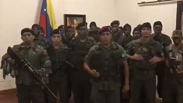 Alzamiento militar en Valencia