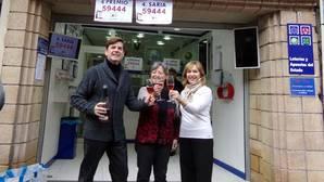 Un intercambio permite a una administración de Vizcaya ganar el premio gordo de la Lotería de Navidad