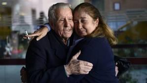 El Gordo cae en Madrid: «A mí me queda poca vida, esto es para mis nietos»