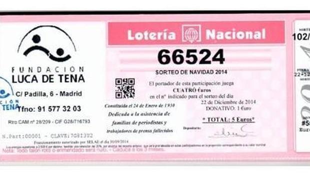 Los décimos y participaciones de Lotería Navidad se cobran de manera muy distinta