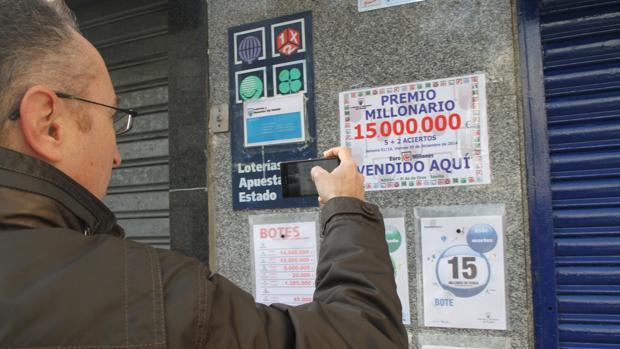 El primer sorteo de Euromillones tuvo lugar el viernes 13 de febrero de 2004 en París.