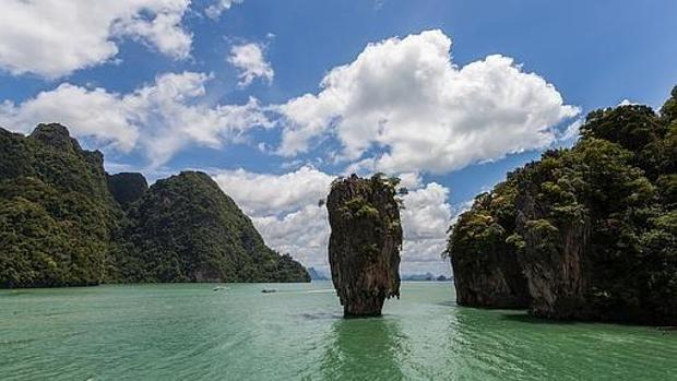 Las paradisíacas playas de Tailandia
