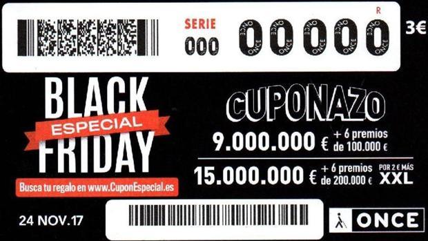 Llega El Sorteo Del Cuponazo De La Once Dedicado Al Black Friday