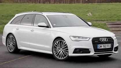 Un familiar muy deportivo: Audi A6 Avant 3.0 TDI
