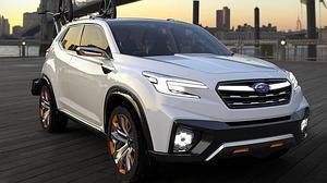 Los Subaru también se conducirán solos